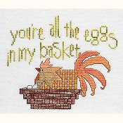 MarNic Designs - You're All The Eggs In My Basket