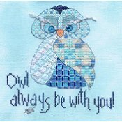MarNic Designs - Owl Always Be With You