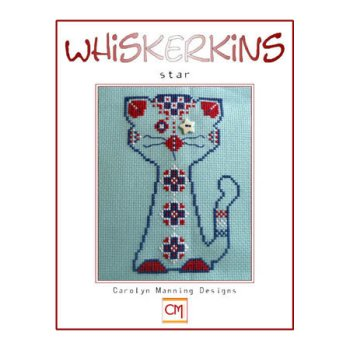 Carolyn Manning Designs - Whiskerins-Star (July) THUMBNAIL
