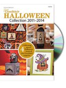 Just Cross Stitch DVD Halloween Collection 2011-2014
