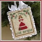 Country Cottage Needleworks - Classic Collection #12 - Be Merry