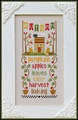 Country Cottage Needleworks - Seasonal Celebrations - Autumn THUMBNAIL