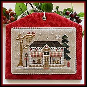 Little House Needleworks - Hometown Holiday Series - #9 Pet Store