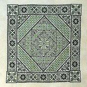 Northern Expressions Needlework - Shades of Green THUMBNAIL