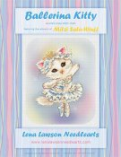 Lena Lawson Needlearts - Ballerina Kitty THUMBNAIL