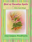 Lena Lawson Needlearts - Bird Of Paradise THUMBNAIL