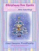 Lena Lawson Needlearts - Christmas Tree Sprite THUMBNAIL