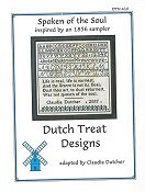 Dutch Treat Designs - Spoken Of The Soul THUMBNAIL