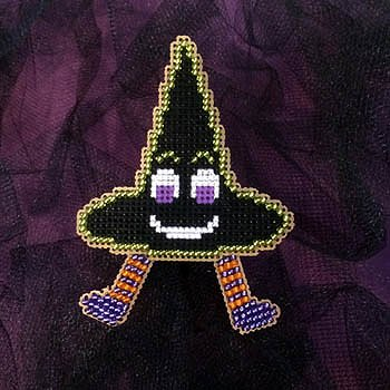 Flowers 2 Flowers - Witch Hat Buddy Kit (K025) MAIN