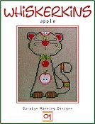 Carolyn Manning Designs - Whiskerkins - Apple THUMBNAIL