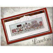 Country Cottage Needleworks - Afternoon in London THUMBNAIL