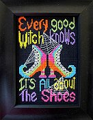 Bobbie G Designs - Good Witch