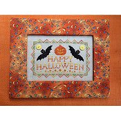 Annalee Waite Designs - Batty Halloween