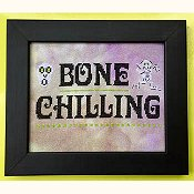 Pickle Barrel Designs - Bone Chilling
