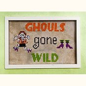 Pickle Barrel Designs - Ghouls Gone Wild