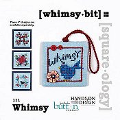Just Another Button Company - Square.ology - Whimsy 111 THUMBNAIL