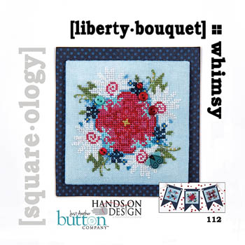 Just Another Button Company - Square.ology - Liberty Bouquet 112 MAIN