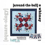 Just Another Button Company - Square.ology - Around The Ball 113 THUMBNAIL
