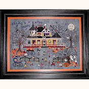 Praiseworthy Stitches - Seedy Pumpkin Cottage