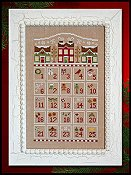 Country Cottage Needleworks - Countdown to Christmas THUMBNAIL