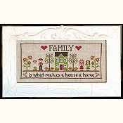 Country Cottage Needleworks - Family Home THUMBNAIL
