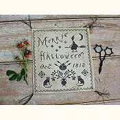 Pineberry Lane - Merrie Halloween