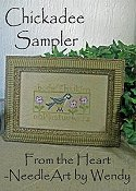 From The Heart - Chickadee Sampler