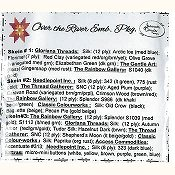 Jeannette Douglas Designs - Over The River Embellishment Pack