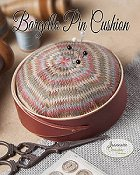 Jeannette Douglas Designs - Bargello Pin Cushion THUMBNAIL