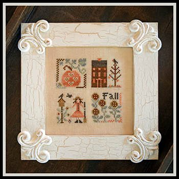Little House Needleworks - Fall Squared MAIN