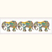 Vickery Collection - Elephant Parade