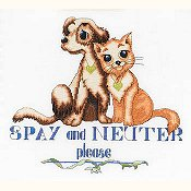 MarNic Designs - Cat & Dog Spay and Neuter Please THUMBNAIL