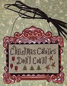 Abby Rose Designs - Christmas Calories Don't Count