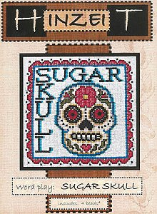 Hinzeit - Word Play - Sugar Skull MAIN