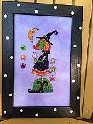Amy Bruecken Designs - Wilhelmina The Little Witch