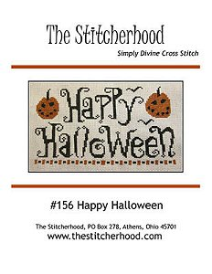 The Stitcherhood - Happy Halloween 156 MAIN