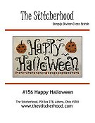 The Stitcherhood - Happy Halloween 156