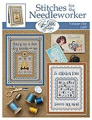 Sue Hillis Designs - Stitches for the Needleworker Volume One THUMBNAIL