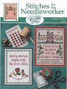 Sue Hillis Designs - Stitches for the Needleworker Volume Three THUMBNAIL