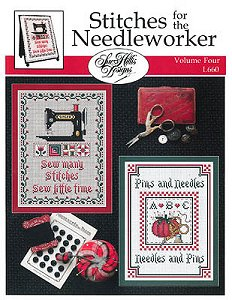 Sue Hillis Designs - Stitches for the Needleworker Volume Four MAIN