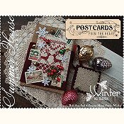Summer House Stitche Workes - Postcards From The Heart - #11 Winter