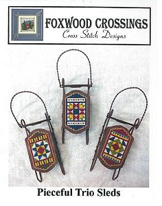 Foxwood Crossings - Pieceful Trio Sleds MAIN