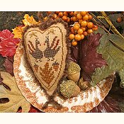 Homespun Elegance - Country Spirits Collection - Turkey Love THUMBNAIL
