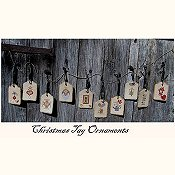 Nikyscreations - Christmas Tag Ornaments