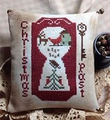 Primitive Needleworks - Christmas Past