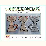 Carolyn Manning Designs - Whiskerkins - Happy Cats THUMBNAIL