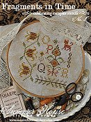 cover of Summer House Stitche Workes - Fragments In Time #8 cross stitch THUMBNAIL