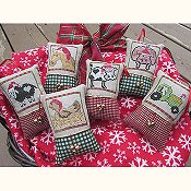 Designs By Lisa - Christmas on the Farm THUMBNAIL