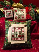cover of Scissor Tail Designs - I Love Christmas cross stitch