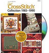 Just Cross Stitch DVD Collection 1983-1990